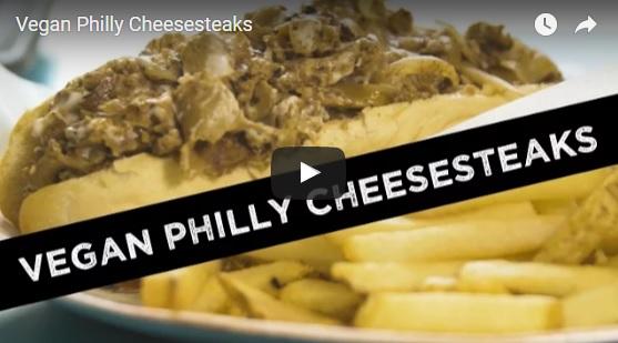 Vegan Philly Cheesesteaks Tour