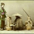 I am posting these images today, because I like them! I also like tofu! THE BEAN CURD (TOFU) SELLER IN OLD JAPAN Ca.1890s – Attributed to Suzuki Shin'ichi the Younger, […]