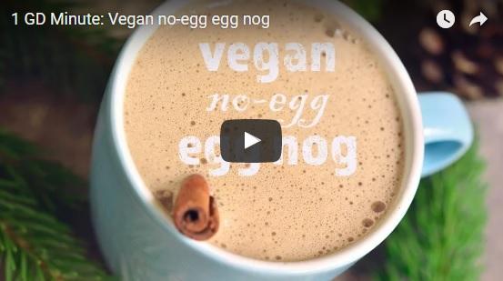 Vegan (No) Egg Nog