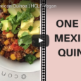 We love one pot recipes – so easy, and less clean up! That's why we were excited to find this awesome one pot recipe from Conscious Vegans for vegan Mexican […]
