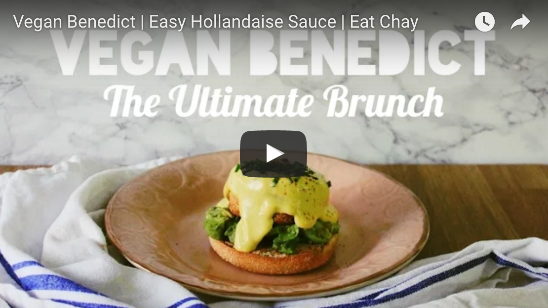 Easy Vegan Benedict