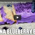How fun! This is a twist on the traditional banana bread, with a pop of color and blueberry flavor! And in addition to being awesomely vegan, this bread is gluten-free too. […]