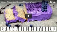 How fun! This is a twist on the traditional banana bread, with a pop of colorand blueberry flavor! And in addition to being awesomely vegan, this bread is gluten-free too. […]