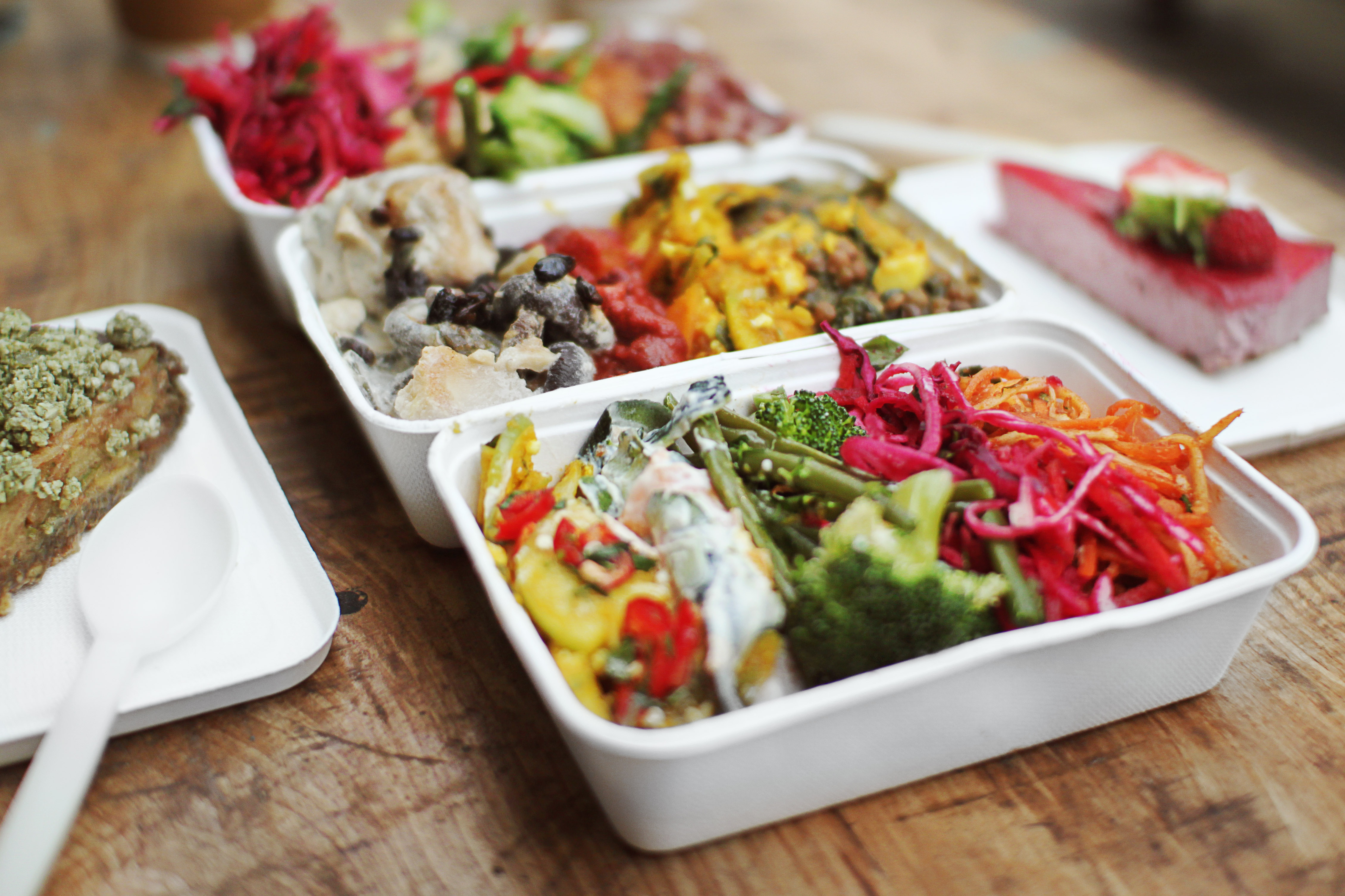 Vantra Eden - The Healthiest Restaurant In London? - The