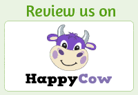 Reviews on HappyCow