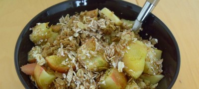 Winter Apple and Oat
