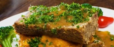 Basic Vegan Meat Loaf