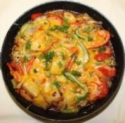 Breakfast Enchiladas w/ StarLite Cuisine