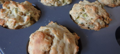 Broccoli Brunch Muffins