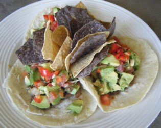 California-Style Soft Tacos