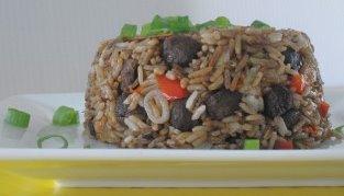 Arooz Chaufa - Fried Rice, Peruvian style