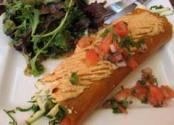 Grilled Veggies Burrito