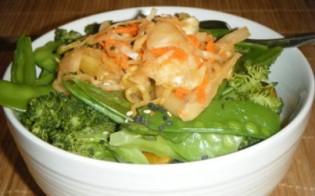Kimchi Macro Bowl