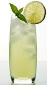 Agave Sweetened Lemonade