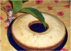Ring Lemon Cake