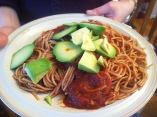 Lover's Whole Wheat Spaghetti
