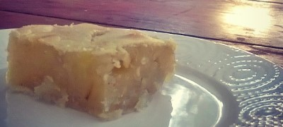 South African Patat Sweet Potato Slice