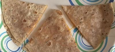 Vegan Cheese Quesadilla