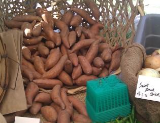 Praline Sweet Potato