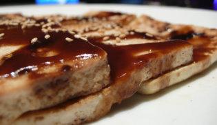 Krishna's Tofu Steaks