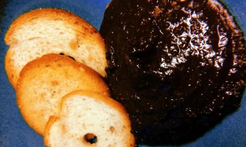 Healthy Brownie Batter Dip