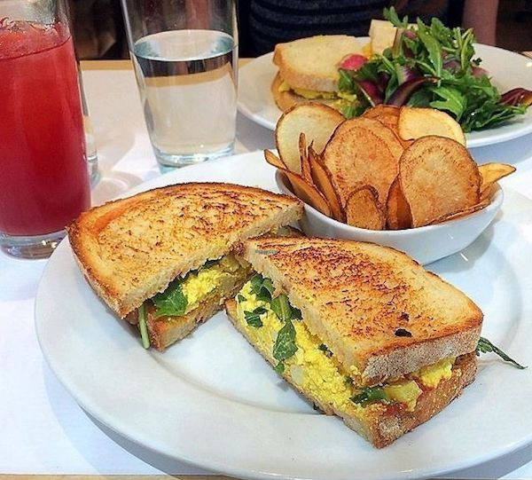 A Vegan S Guide To Los Angeles Hycow