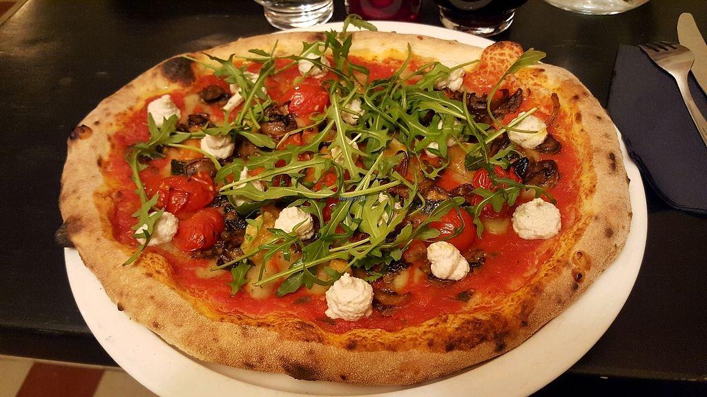 daddy greens pizzabar helsinki restaurant happycow