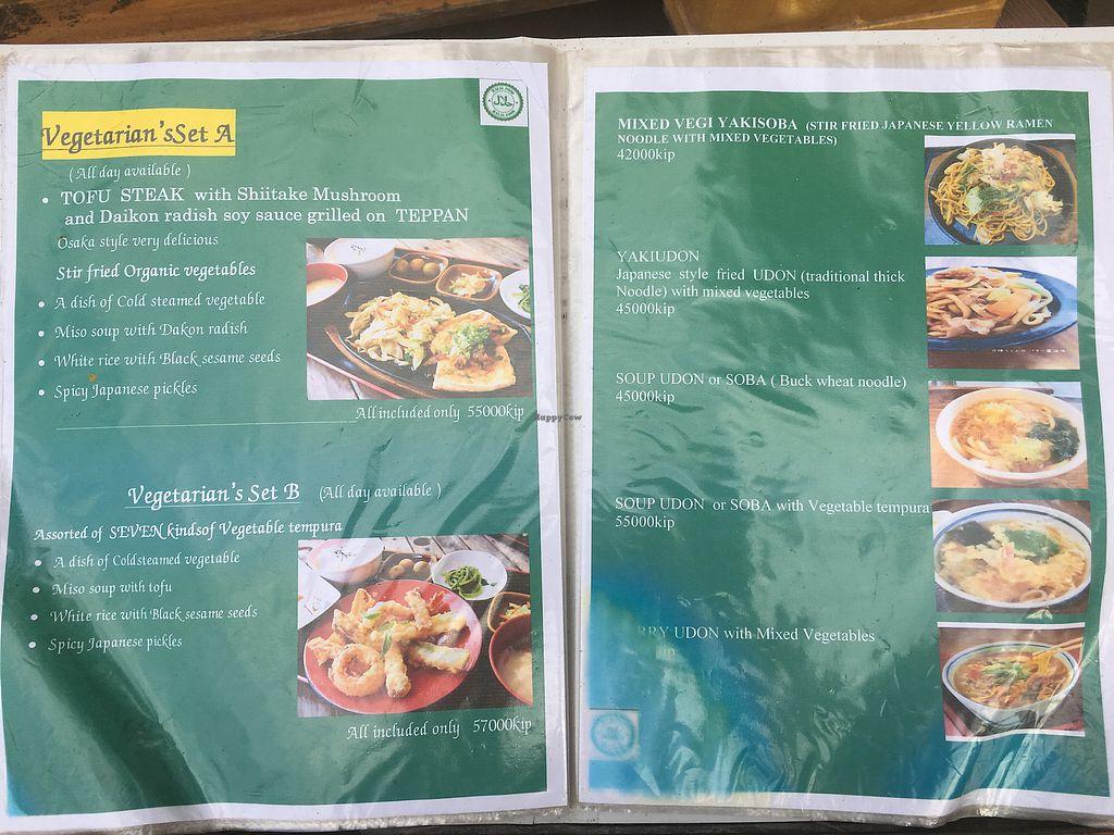 Osaka Sushi Tonkatsu - Vientiane Restaurant - HappyCow