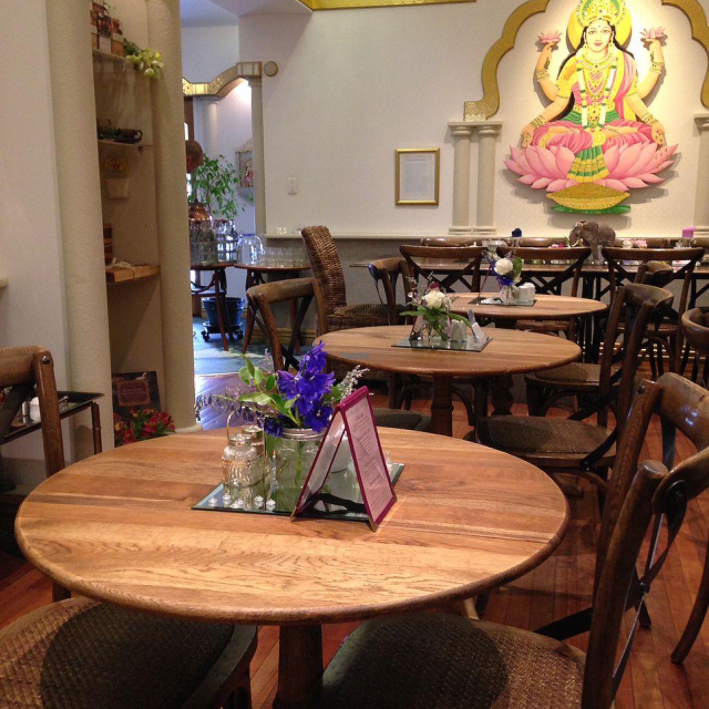 The Lotus Heart Restaurant And Tea House Christchurch Restaurant
