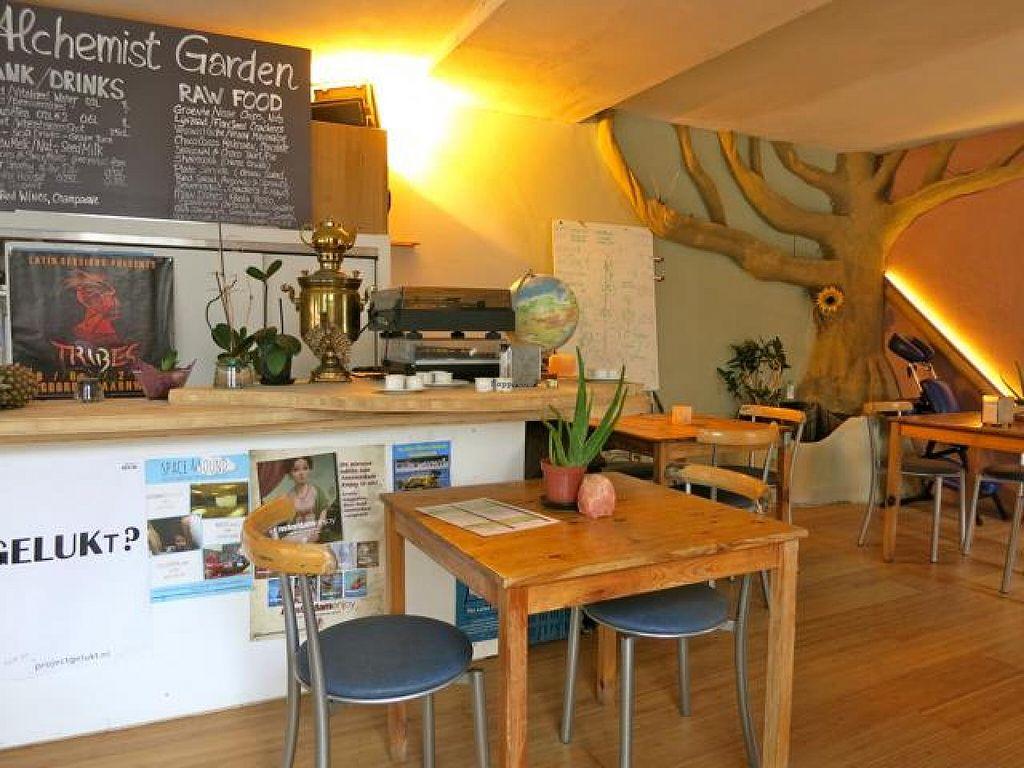 Alchemist Garden - Amsterdam Restaurant - HappyCow