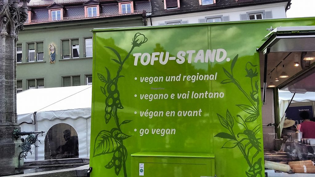 tofu standpunkt food truck freiburg food truck happycow. Black Bedroom Furniture Sets. Home Design Ideas