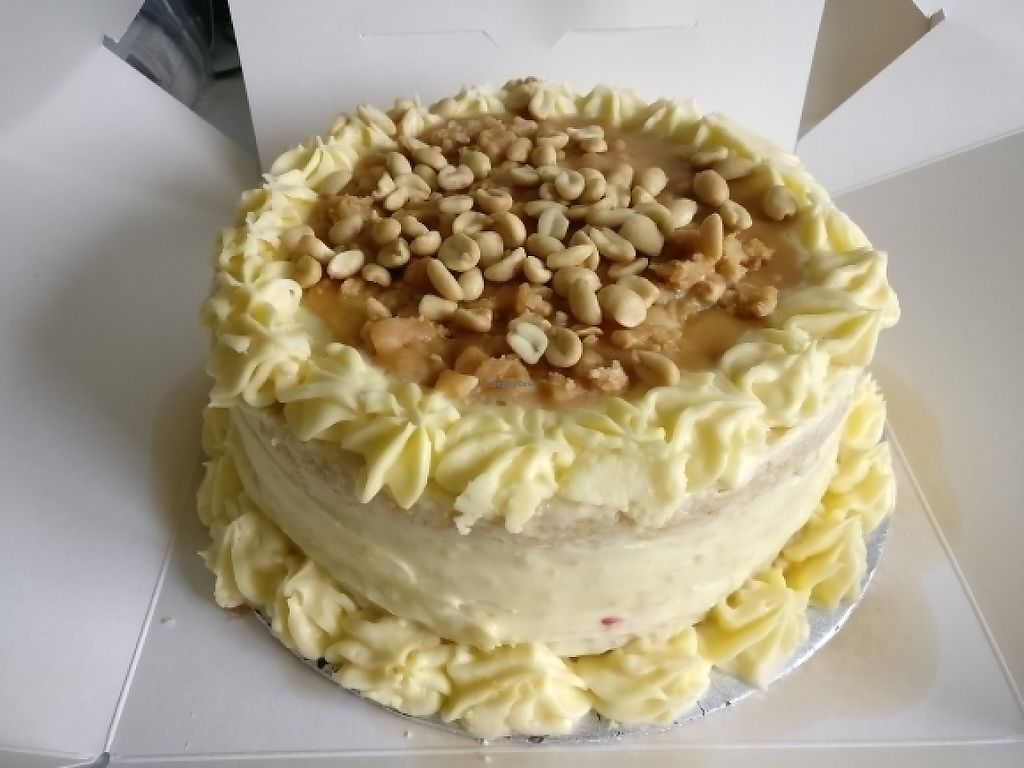 Steel City Cakes - Sheffield Bakery - HappyCow