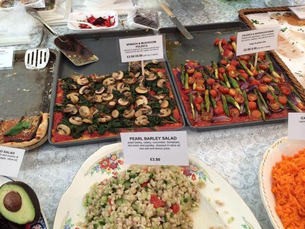 Vegan Garden London - Food Stand - South East London Restaurant ...