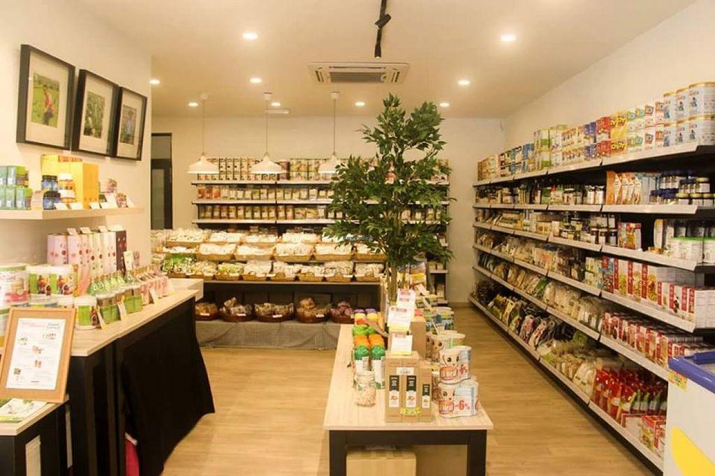 Zenxin Organic Health Food Shop - Penang Health Store ...
