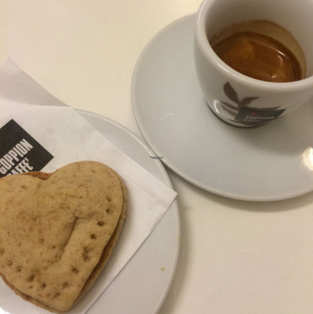 """Photo of Caffetteria La Torre  by <a href=""""/members/profile/mlotto"""" class=""""title__title"""" title=""""Profile of member mlotto"""">mlotto</a> <br/>vegan biscotti filled with Apple jam <br/> November 4, 2016  - <a href='/contact/abuse/image/62665/186520'>Report</a>"""
