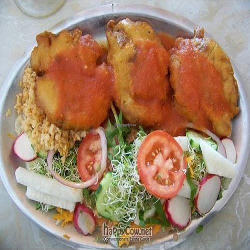 Vegetariano Zanahoria